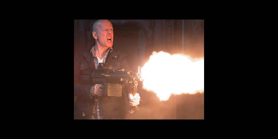 Bruce Willis face à 007?