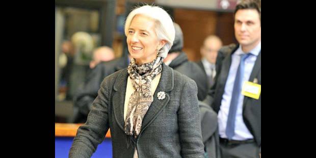 Le FMI met la Belgique en garde - La DH