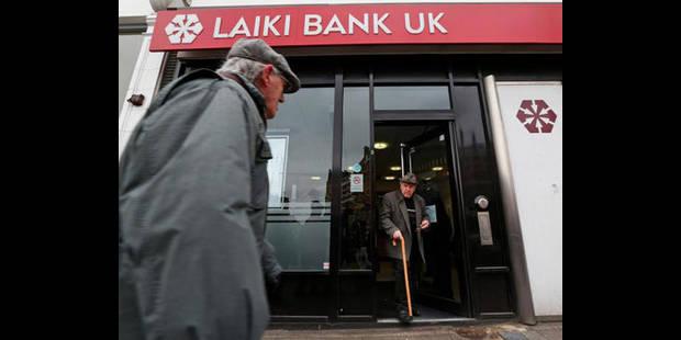 Les banques chypriotes ferm�es jusque jeudi