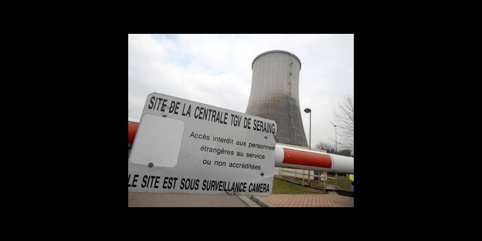 EDF Luminus:  100 emplois  menacés