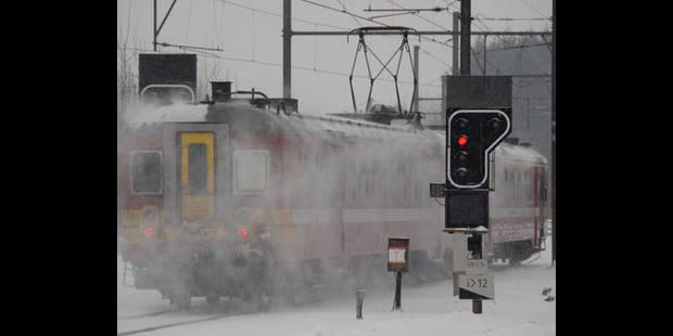 La SNCB devra-t-elle indemniser même en cas de neige? - La DH
