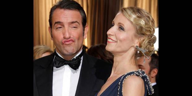 Jean Dujardin et Alexandra Lamy se séparent ! - La DH
