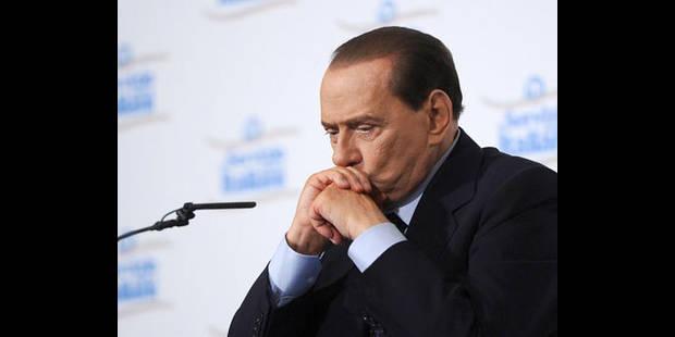 Berlusconi condamné à un an de prison - La DH