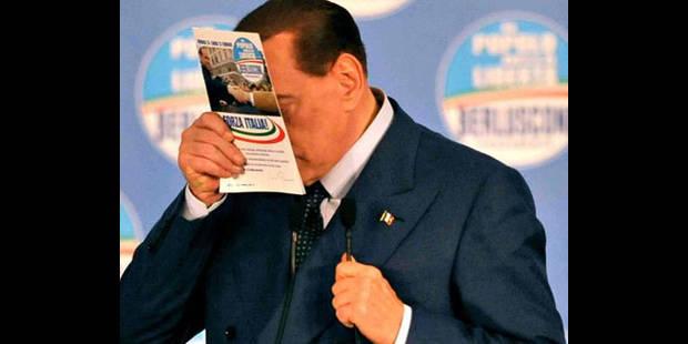 Nouvelle enquête contre Berlusconi pour corruption - La DH