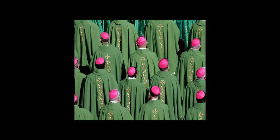 Les cardinaux qui ont couvert des actes pédophiles doivent participer au conclave