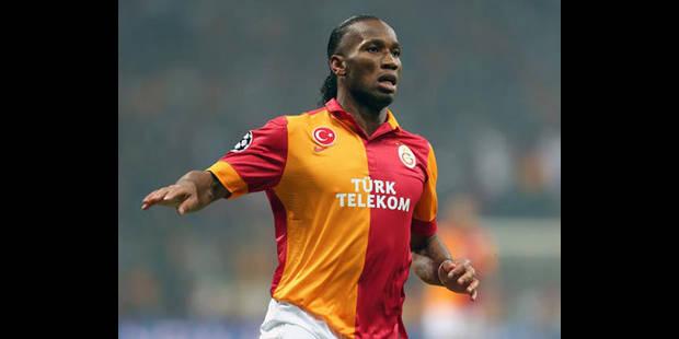 Schalke porte plainte contre Galatasaray - La DH