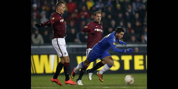 Hazard sauve Chelsea avec un magnifique but - La DH
