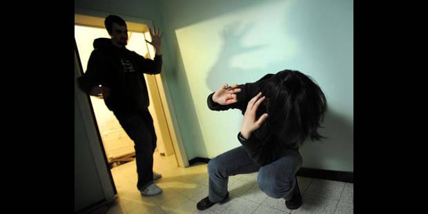 Une femme sauvagement agressée par son compagnon ivre - La DH