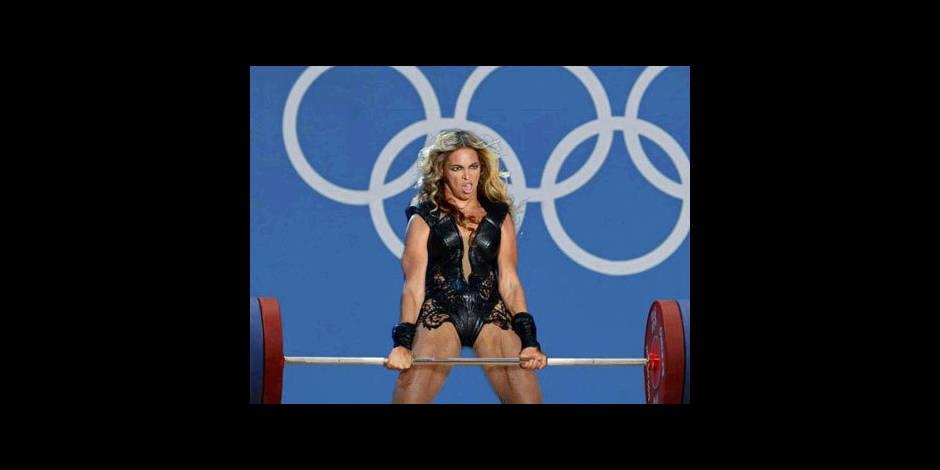 Beyoncé parodiée !