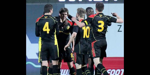 Un bon partage des Diablotins contre l'Espagne (1-1) - La DH