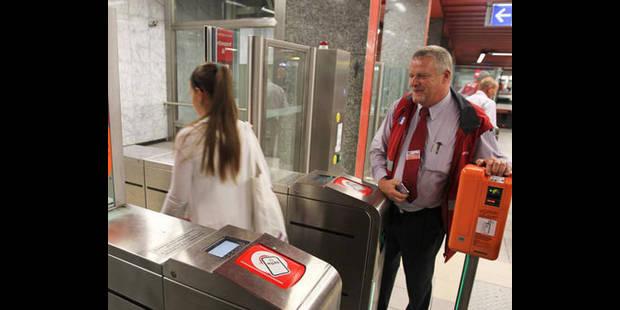 La STIB n'attendra pas le métro automatique pour augmenter sa capacité de transport - La DH