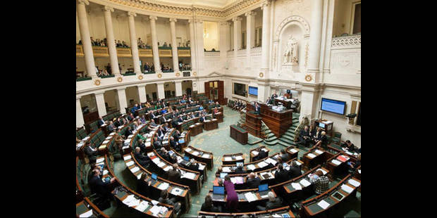 La Chambre a adopté le budget 2013 - La DH
