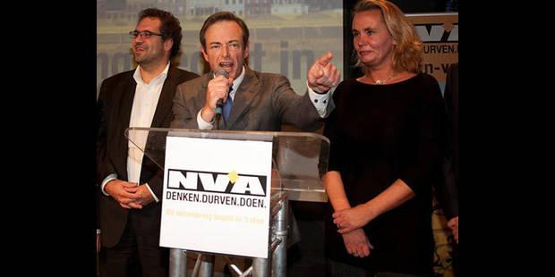 L'électeur N-VA est avant tout un citoyen mécontent - La DH