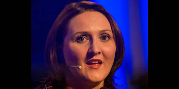 """Gwendolyn Rutten: l'Open Vld doit redevenir le """"parti à idées"""" de la Flandre - La DH"""