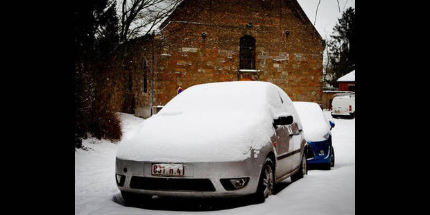 Neige : fin de la première vague de froid - La DH