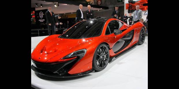 McLaren: ?On ne vend pas des tapis?