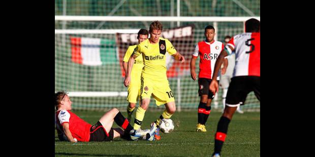 Amicaux: Mons trébuche, Bruges bat Feyenoord - La DH