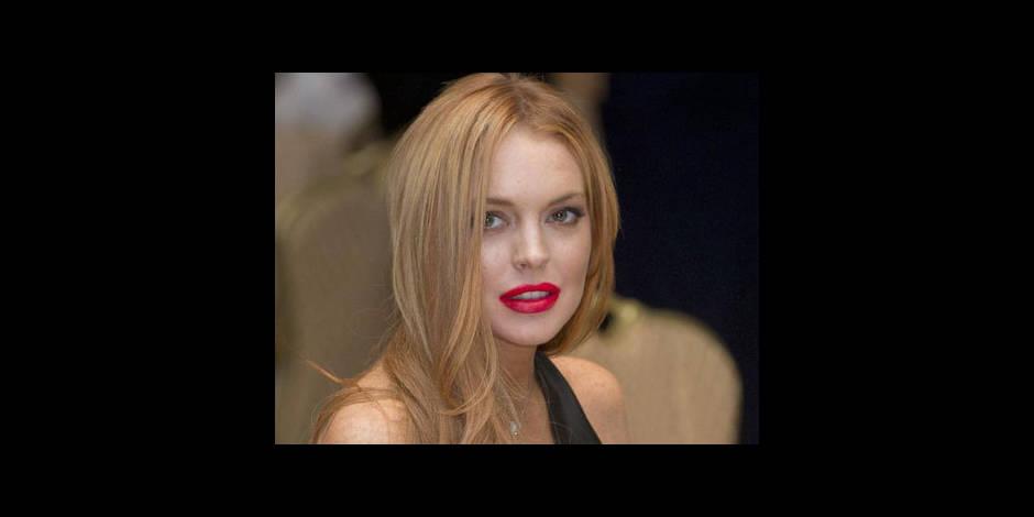 Lindsay Lohan pourrait retourner en prison