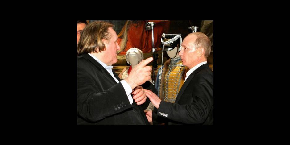Nouveau passeport pour Depardieu ?