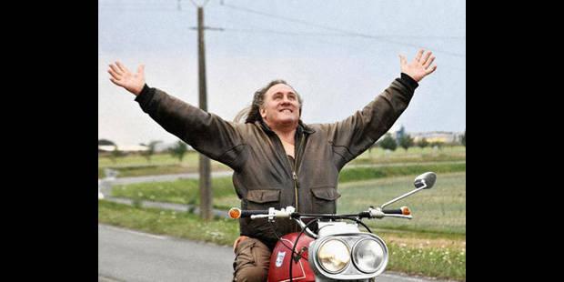 Depardieu victime de critiques et sarcasmes en Russie - La DH