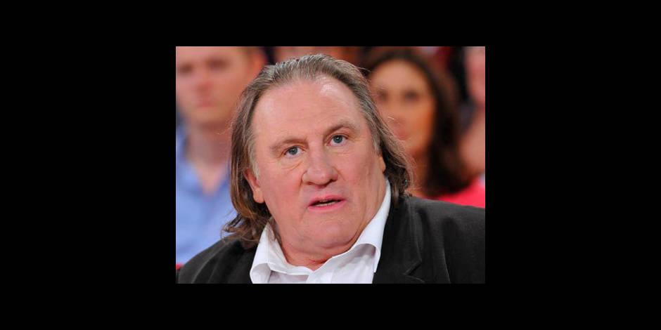 Gérard Depardieu est au Monténégro