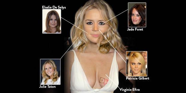 Et notre babe belge 2012 est...