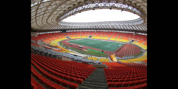 Le stade de la finale du Mondial 2018 démoli ? - La DH