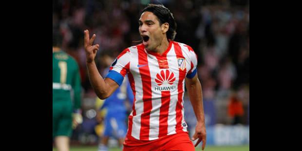 Falcao restera à l'Atletico jusqu'à la fin de saison - La DH