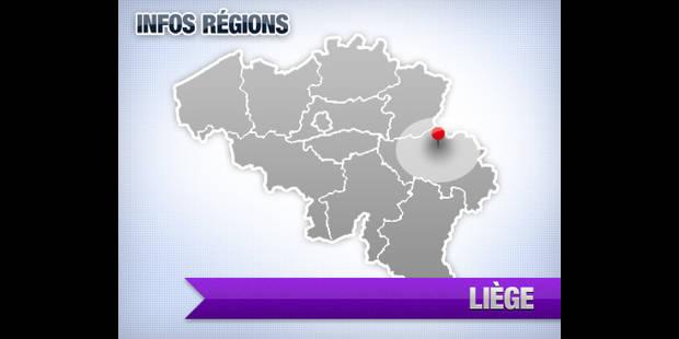 Une partie du centre-ville de Liège toujours bouclée - La DH