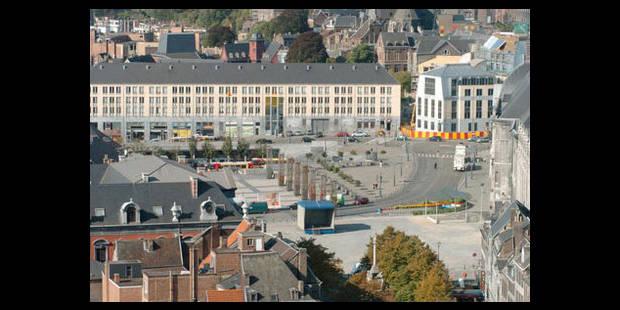 La circulation reprend progressivement dans le centre-ville de Liège - La DH