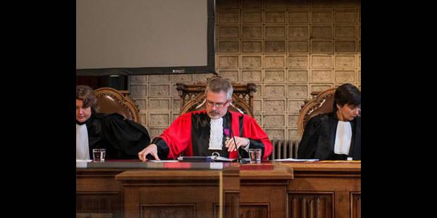 Jacques Bodet condamné à la réclusion criminelle à perpétuité - La DH