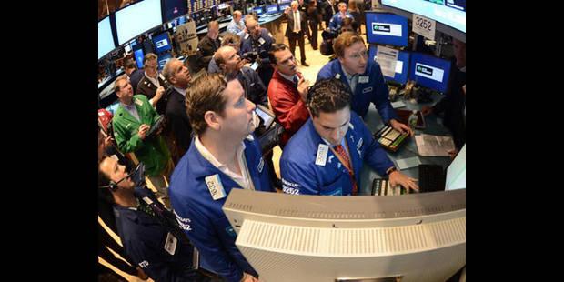 Les marchés  à la hausse  en 2013 - La DH