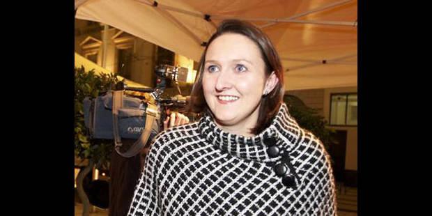 Gwendolyn Rutten nouvelle présidente de l'Open Vld - La DH