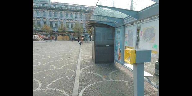 Agression d'un chauffeur de bus à Nivelles