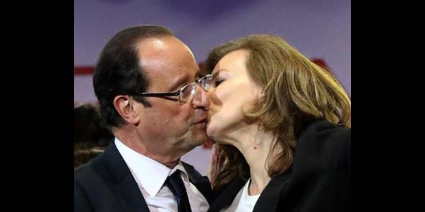 France: la compagne de Hollande témoin à un mariage homosexuel, dès la loi adoptée - La DH