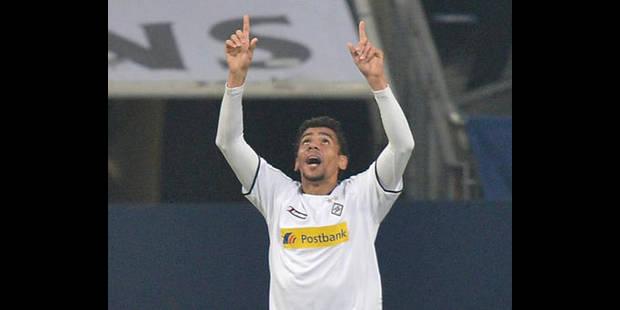 Igor De Camargo buteur contre Schalke - La DH