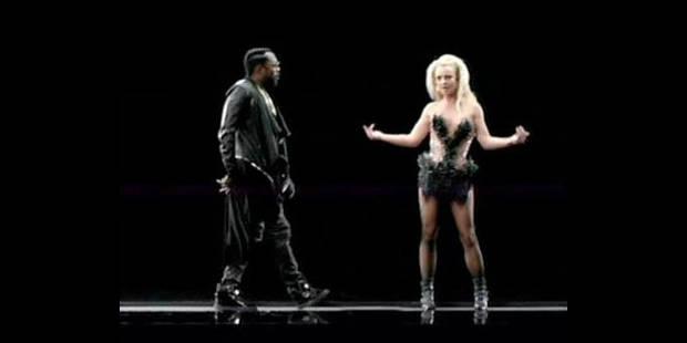 Britney Spears sexy dans  le nouveau clip de Will.i.am