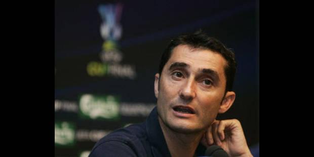 Ernesto Valverde, nouvel entraîneur de Valence - La DH