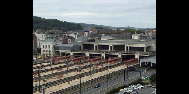 Un Namurois crée une application qui comptabilise les trains en retard - La DH