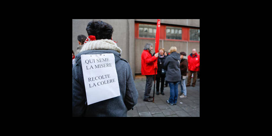 Journée d'action européenne: Un pique-nique de protestation