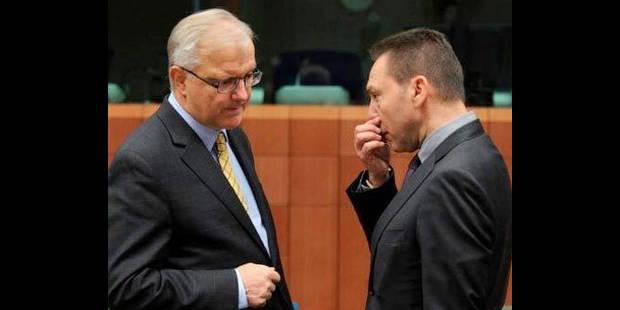 Zone euro: �chec des discussions sur la Gr�ce