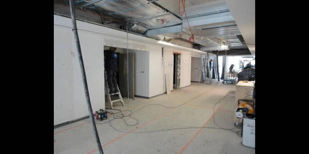 Le nouveau CHU de Charleroi  ouvrira dans un an