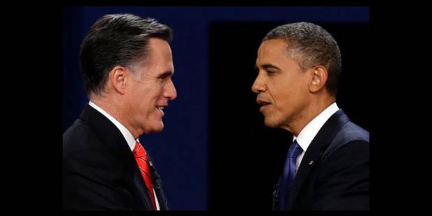 """Romney attaque Obama pour avoir évoqué une """"vengeance"""" dans les urnes - La DH"""