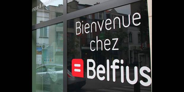 """Belfius: Le SETCa d��u par un plan """"sans vision d'avenir"""""""