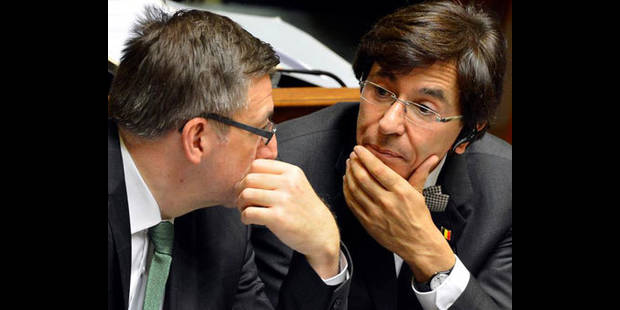 """Di Rupo: """"la recapitalisation de Dexia n'est pas un choix mais une obligation"""""""
