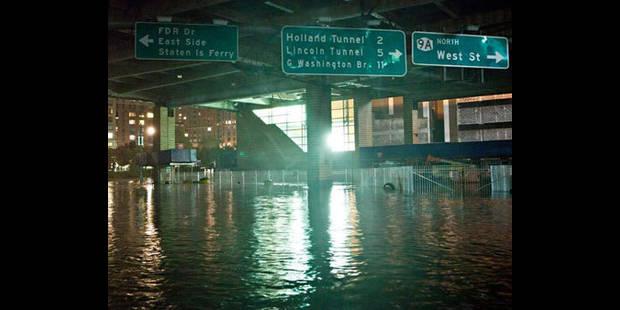 Cyclone Sandy: scènes de chaos à Manhattan - La DH