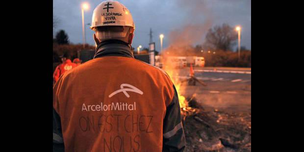 ArcelorMittal dans le rouge au troisième trimestre - La DH