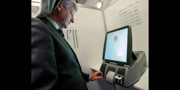 Elections: des voix supplémentaires grâce à des ordinateurs mal réglés? - La DH