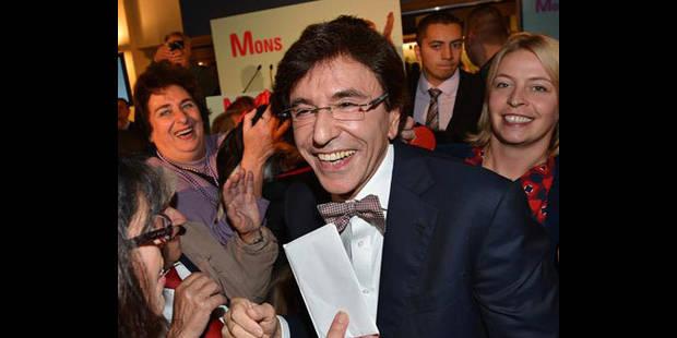 Le PS montois a reconduit l'ouverture de sa majorité au MR de Georges-Louis Bouchez - La DH