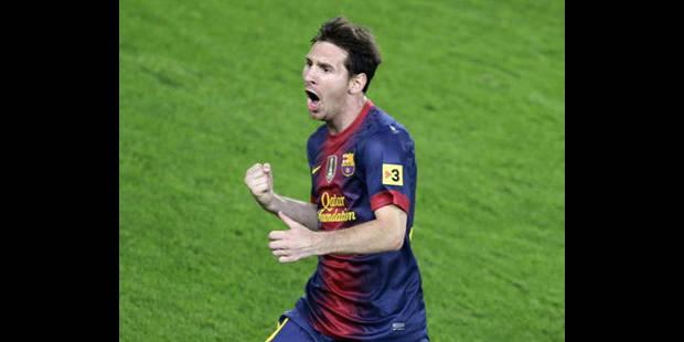 Lionel Messi arrêté avec 11 kilos de Marijuana